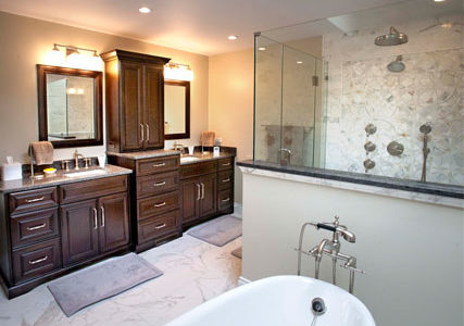 Wright Bathroom Remodel
